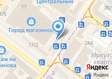 Компания «Меховые изделия» на карте