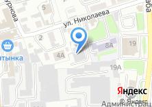 Компания «ЦЕНТР-АВТО-ЛИДЕР» на карте
