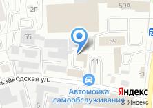 Компания «АвтоЭлектрик Иркутск» на карте