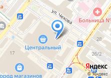 Компания «Иркутский мясокомбинат» на карте