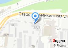 Компания «Дубль Арт» на карте