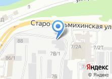 Компания «АЛЬЯНС БЛОК» на карте