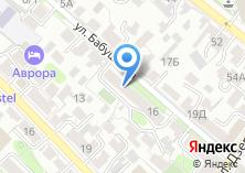 Компания «Управление автомобильной магистрали Красноярск-Иркутск» на карте