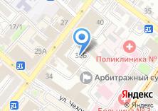 Компания «Востоксибстрой» на карте