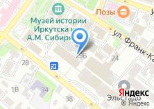 Компания «Спирит» на карте