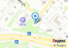Компания «ГОЛДМАСТЕР» на карте