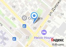 Компания «Оргамаркет» на карте