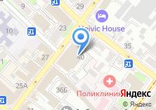 Компания «Адвокатский кабинет Шатыро М.А.» на карте