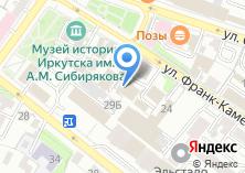 Компания «Реферанс+ торговая компания» на карте