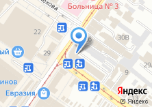 Компания «Грузовое такси» на карте