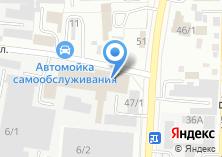 Компания «Иркутскторгтехника» на карте