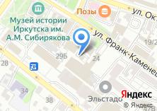 Компания «ИнТехЦентр» на карте