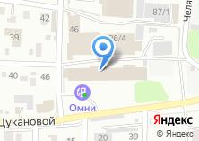 Компания «Теплолюкс-Иркутск торгово-монтажная компания» на карте