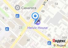 Компания «Примо Аморе» на карте