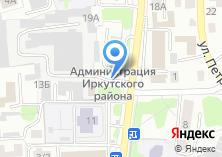 Компания «Байкальский хлеб» на карте