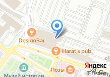 Компания «Иркутское Маркетинг Агентство» на карте
