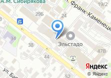 Компания «Строящийся жилой дом по ул. Декабрьских событий» на карте