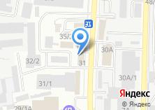 Компания «ТК-Логистик» на карте