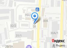 Компания «БАЙКАЛПРОМ» на карте