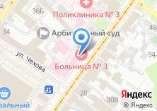 Компания «МНТК Микрохирургия глаза им. академика С.Н. Федорова» на карте