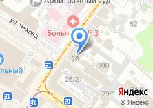 Компания «Space» на карте