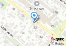 Компания «Сонета» на карте