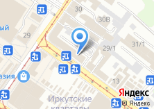 Компания «Эдванс» на карте
