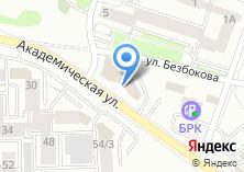 Компания «ЛюксАвто» на карте