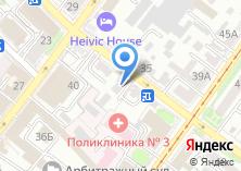 Компания «Служба доставки газа» на карте
