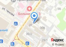Компания «Восточный Bazaar» на карте