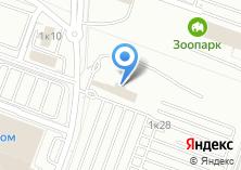 Компания «АвтоХолод» на карте