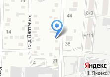 Компания «Мастер на 1 час» на карте