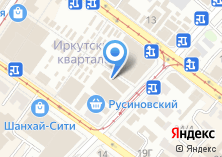 Компания «ТЕЗ ТРАНС» на карте