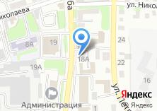 Компания «Участковый пункт полиции №4 6 отдел полиции» на карте