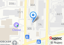 Компания «Байкал Форс» на карте