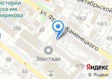 Компания «Байкал-Стиль» на карте