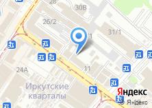 Компания «Нура» на карте