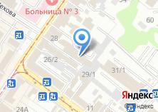 Компания «Алмаз» на карте
