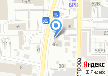 Компания «Штабной» на карте