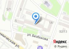 Компания «Фокус Принт» на карте