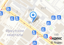 Компания «Ситец» на карте
