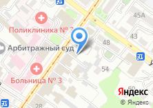 Компания «АС ПРОФИТКОСМЕТИК» на карте