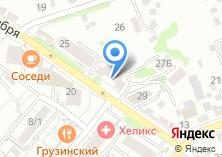 Компания «Общежитие ИГУ» на карте