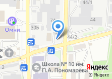 Компания «Домашняя кухня» на карте
