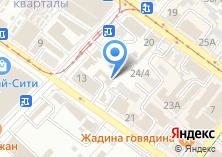 Компания «БайКом» на карте