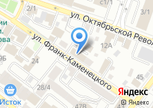 Компания «Иркутская техническая компания» на карте