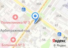 Компания «Адвокатский кабинет Романчук Т.А» на карте