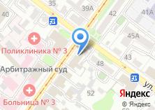 Компания «Амелия» на карте