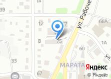 Компания «СРВ-авто» на карте