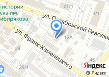 Компания «Иркутскмонтажстрой» на карте